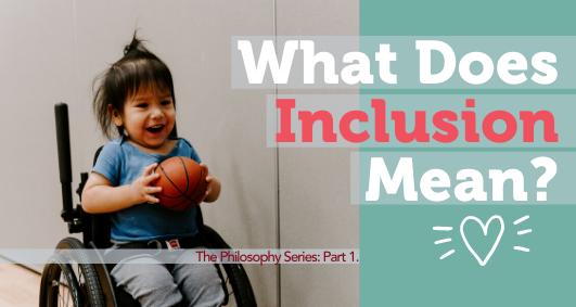 inclusive childcare